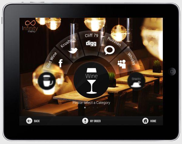 Best restaurant food app iphone mobile design images on