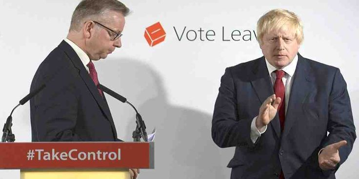 """Top News: """"UK POLITICS: Boris Johnson, Michael Gove Should be Jailed for Brexit 'Lies: Lord Sugar"""" - https://i2.wp.com/politicoscope.com/wp-content/uploads/2017/08/Michael-Gove-AND-Boris-Johnson-UK-POLITICS-NEWS-HEADLINE.jpg?fit=1000%2C500 - Asked in a BBC Radio interview on Friday, whether Johnson and Gove should be in prison for promising more money for the National Health Service (NHS) while campaigning to Leave the EU, Lord Sugar said, """"Absolutely. 100% absolutely. I me"""