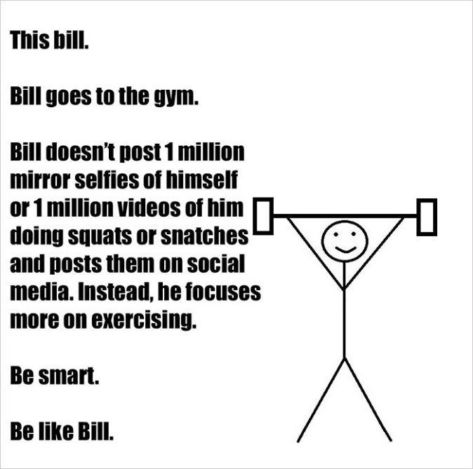 The 27 Funniest 'Be Like Bill' Memes in Existence | Blaze Press