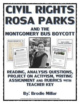 an analysis of the important events from the life of rosa parks Rita dove (b 1952) was  and her own work reflects these two important facets of her life,  on the bus with rosa parks by rita dove evening primrose.