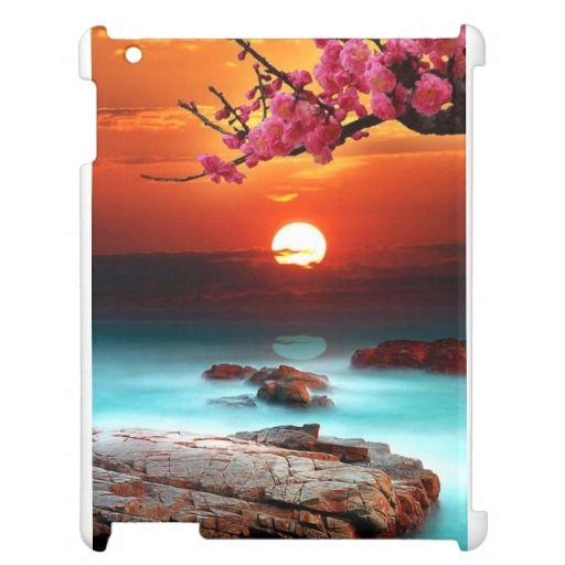 Sold! Thank you! Beautiful Sunset ipad Mini Case #ipadmini #cases #sunsets #gift…