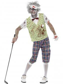 Zombie Golfer Costume at funnfrolic.co.uk -£35.19