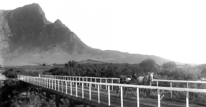 Our Franschhoek History