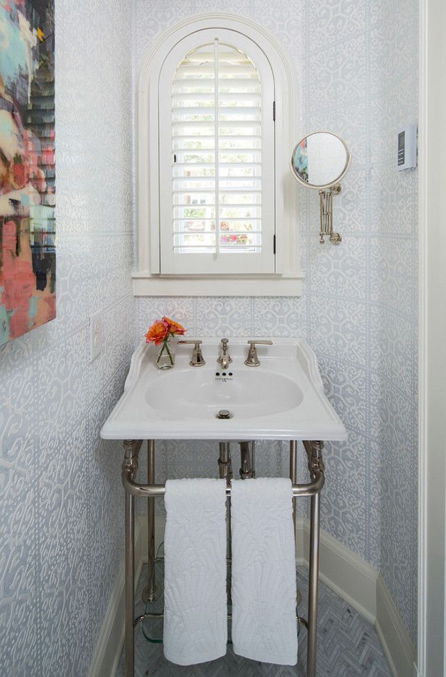 17 Best images about powder room on Pinterest