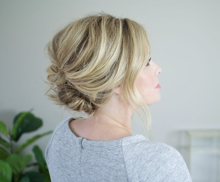 "June is here and we've entered into the season of ""get my hair off my neck"" here in the south. My default, like many of you, is to just pull it up into a ponytail, but I wanted to…"