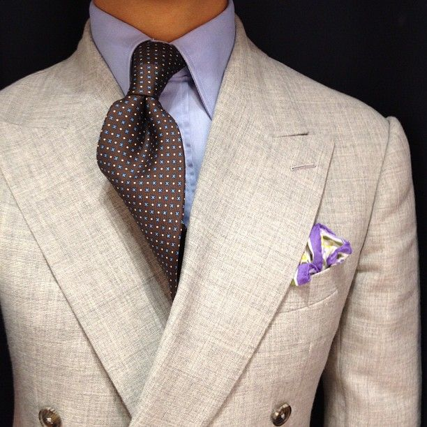 Substantial Marinella tie-knot
