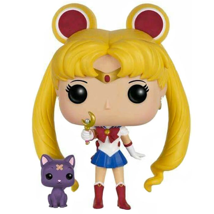 Collection Sailor Moon - Funko Pop