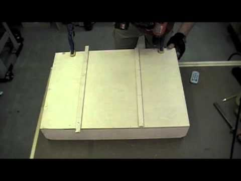 Dado Jig For Table Saw - WoodWorking Projects & Plans