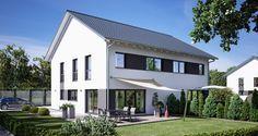 Doppelhaus Gemello SD 134 - Büdenbender Hausbau