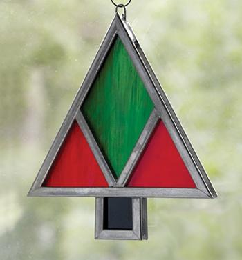Frank Lloyd Wright (Art Deco) Inspired Christmas Tree Ornament