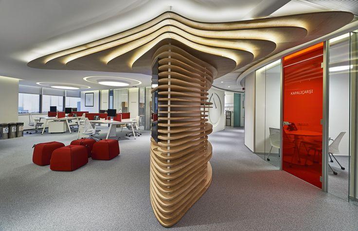 Gallery of Bain&Company Istanbul Office / Net Mimarlik - 1
