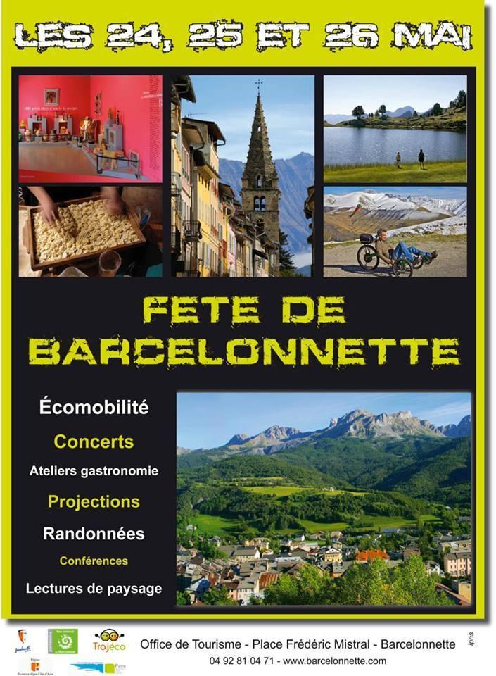 Fête de Barcelonnette