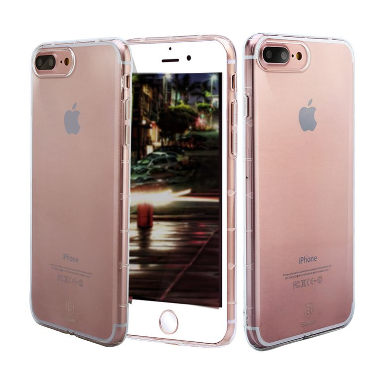 Find More Phone Bags & Cases Information about Baseus Luxury 4.7/5.5 inch Phone Case For iPhone 7 Plus Anti shock&Anti fall Ultrathin Transparent Protective Phone Shell,High Quality phone sock case,China phone cover case Suppliers, Cheap case for mobile phone from Ranshine (HK) Technology Co., Ltd. on Aliexpress.com