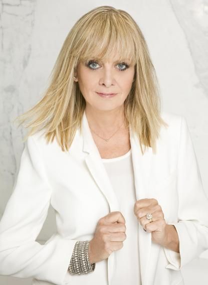 2015 - Now at age 65, Twiggy is the newest UK brand ambassador for L'Oréal Professionnel, working to highlight the brand's new blonde formula, Majirel High Lift.