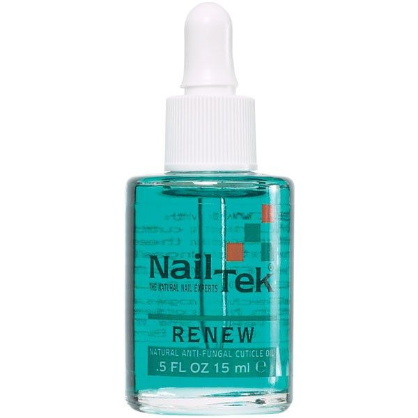 Nail Tek Renew Natural Anti-Fungal Cuticle Oil
