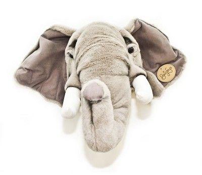 Dyrehode Elefant. Fra Sprell.