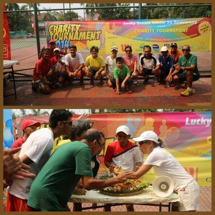 Charity tournament 2014