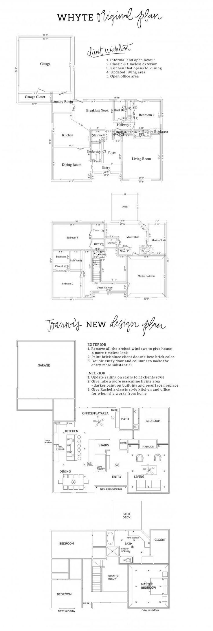 1000+ images about home plans on pinterest | farmhouse plans