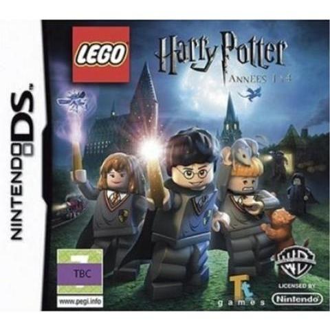 Lego Harry Potter - Années 1 à 4: Nintendo DS: Amazon.fr: Jeux vidéo