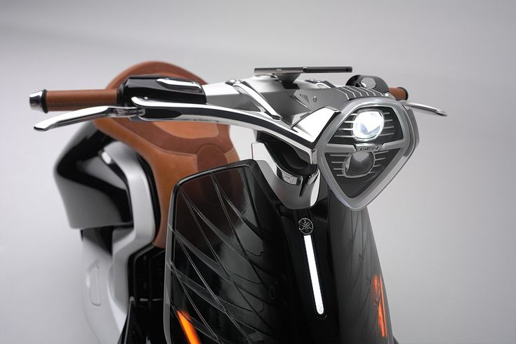 Yamaha's Breathtaking Insect-like 04GEN Concept Scooter
