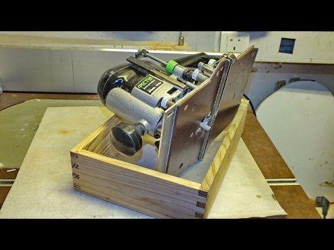 Универсальная шипорезка для ящичных шипов и деревянных решеток - YouTube