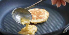 Jedz każdego ranka te 2-składnikowe naleśniki bez mąki i patrz jak twoja tkanka tłuszczowa znika.