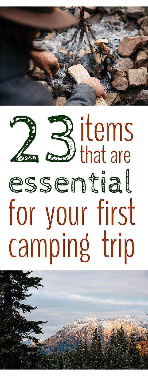 With camping season upon us and the Fourth of July fast approaching this post will help you ensure you have everything you need to make sure that your holiday weekend does not go awry!