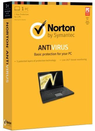 Norton AntiVirus uses our five patented layers of protection to quickly and accurately detect and eliminate viruses and spyware, so you can go online and freely share, knowing your protected.Price: $15.98