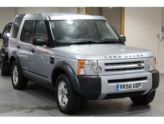 Land Rover DISCOVERY 3 2.7 TD V6 Station Wagon 5dr (7 Seats)