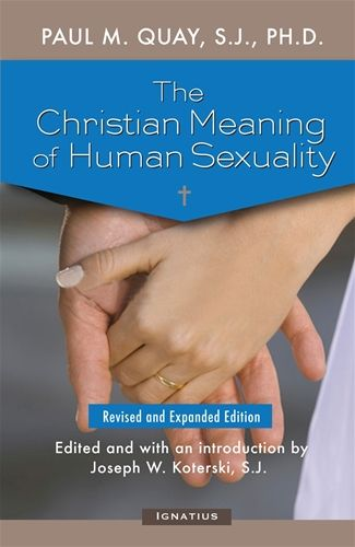 Erc Bk241406 Christian Meaning Of Human Sexuality The Human