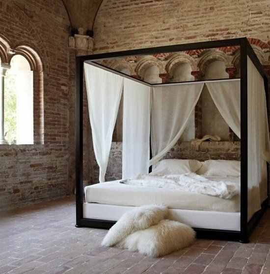 Best 25+ Canopy bedroom ideas on Pinterest | Faux canopy bed ...