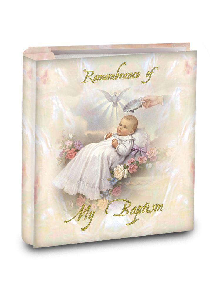 39 best baby gifts images on pinterest catholic baby gifts and baptism photo album baptism photoscatholic storebaby negle Images