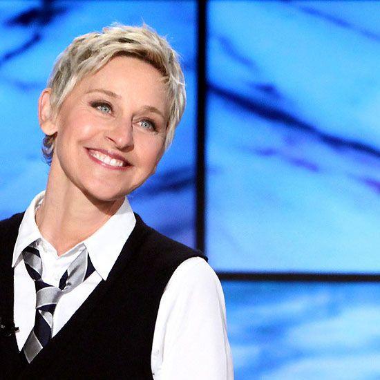 Ellen.. she makes me laugh : )