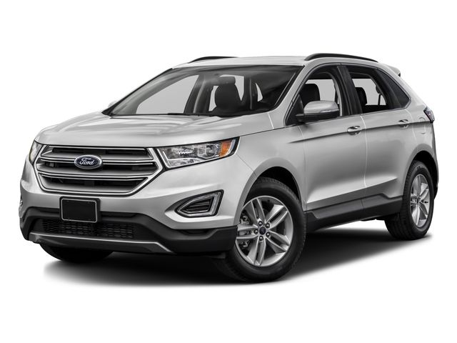 2016 Ford Edge Base Price 4dr SE AWD Pricing side front view