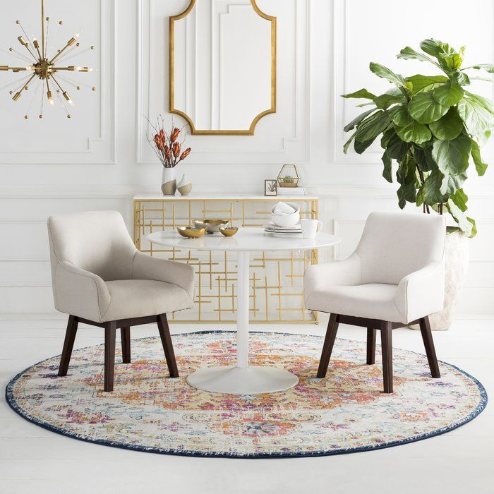 Hillsby Oriental Orange Navy Area Rug In 2019 Rugs Area