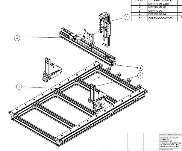 Clasimex Com Planos Para Cnc 2 X 4 Archivos En Solidworks