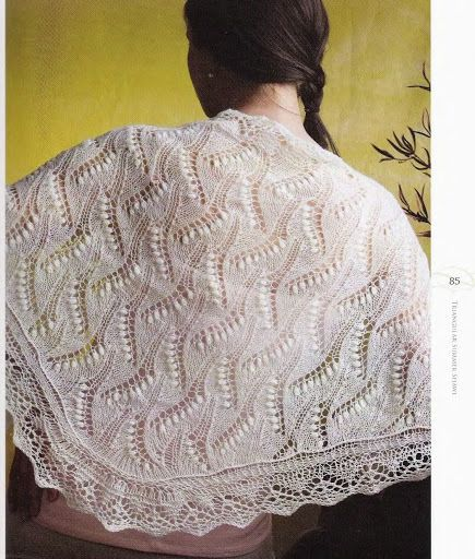 Knitted Lace of Estonia - 85