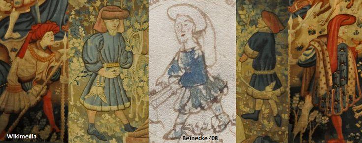 Sagittarius - Ellie Velinska: The Voynich Manuscript: Hunting Tapestries