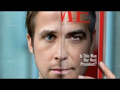 "Great political thriller featuring Ryan Gosling and George Clooney. Doesn't matter if you live in a ""Red"" state or ""Blue"" state - you'll love The Ides of March!"