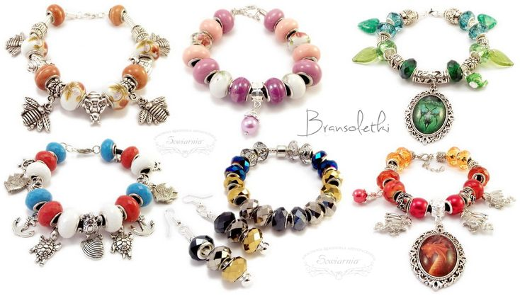 Some of our bracelets :-)