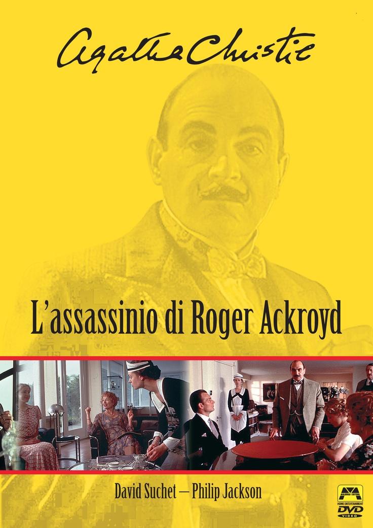 """L'assassinio di Roger Ackroyd"""