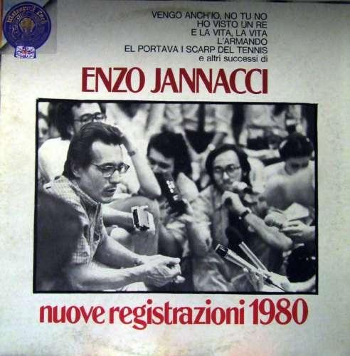 """Enzo Jannacci - Vengo anch'io - Nuova registrazione - 1980    """".... e vedere di nascosto l'effetto che fa"""""""