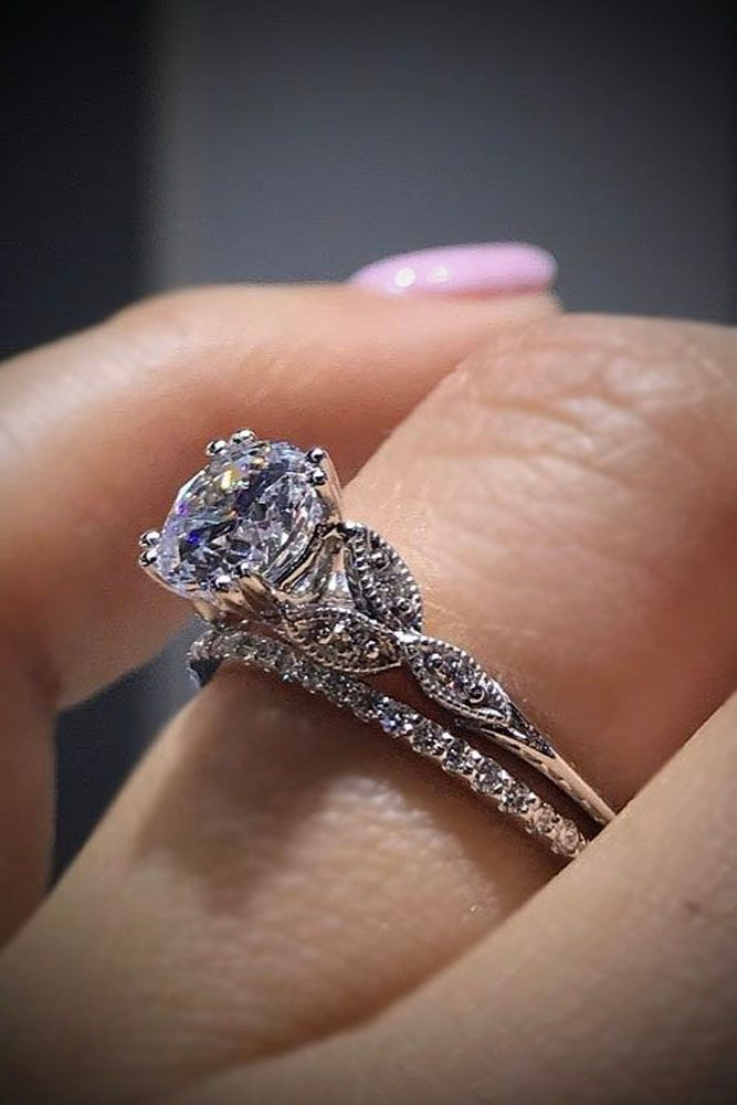 Sophisticated Vintage Engagement Rings To Prove Your Love ★ See more: ohsoperf…