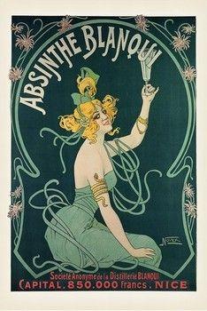 ABSINTHE BLANQUI plakáty | fotky | obrázky | postery