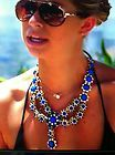 MOST WANTED Amrita Singh - Celebrity Statement Necklace STASSI  RHOBH - amp, Amrita, Celebrity, most, Necklace, RHOBH, Singh, STASSI, STATEMENT, WANTED - http://designerjewelrygalleria.com/amrita-singh/amrita-singh-necklaces/most-wanted-amrita-singh-celebrity-statement-necklace-stassi-rhobh/