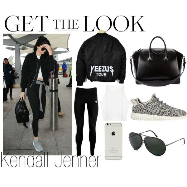 A fashion look from September 2015 featuring adidas Originals leggings, Givenchy tote bags and KRISVANASSCHE sunglasses. Browse and shop related looks.