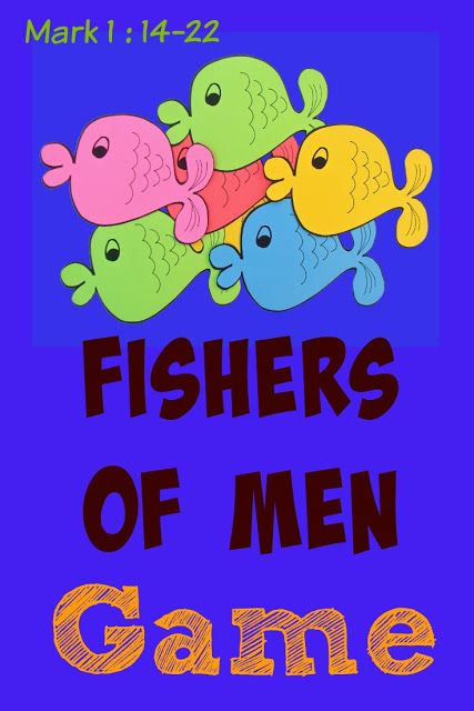 Easy Breezy Sunday School: Fishers of Men                                                                                                                                                      More