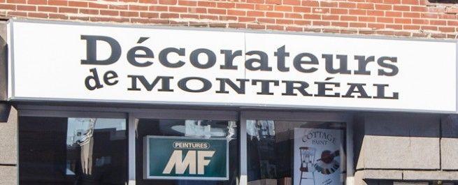 Les décorateurs de Montréal - projet artistique, projet de rénovation, ils ont tout ce qu'il vous faut!