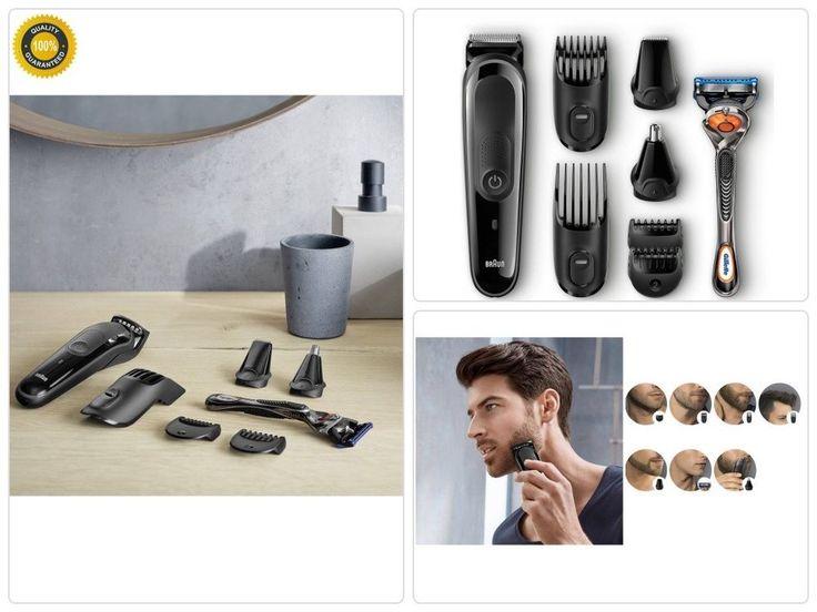 #Beard #Hair #Trimmer for #Men 8-in-1 #Braun Multi #Grooming Kit Black Friday Sale!