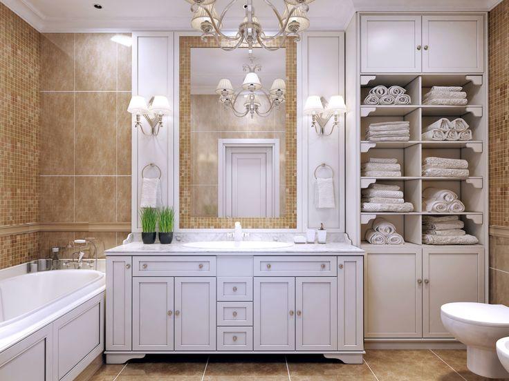 HOGYAN TARTSUNK RENDET EGYSZERŰEN A FÜRDŐSZOBÁBAN?  #bathroom #fürdőszoba